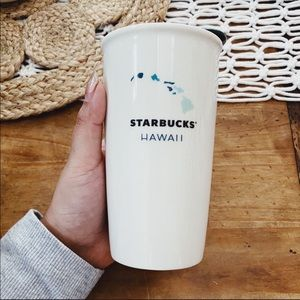 Starbucks | 2014 Hawai'i Ceramic Tumbler